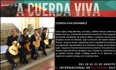 Cuerda Viva Ensamble (El Salvador)