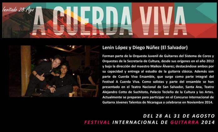 Diego y Lenin (El Salvador)