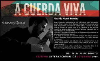 Ricardo Flores (El Salvador)